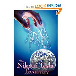 Click to buy Tesla Inventions: <b>book</b> The Nikola Tesla Treasury <b>Hardcover</b> from Amazon!