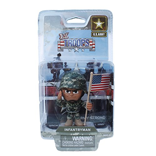 The Party Animal Lil' Troops Infantryman Series 1