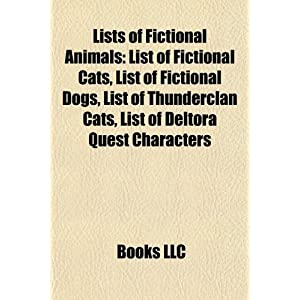 Amazon.com: Lists of fictional animals: List of fictional cats and ...