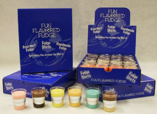Irish Creme Fudge Shots--20 Pkg.