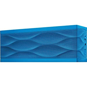 Jawbone JAMBOX Wireless Bluetooth Speaker - Blue Wave - Retail Packaging