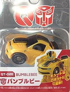 Q-TRANSFORMERS QT-02E BUMBLEBEE 【Transformers EXPO produits commemoratifs】《Limitation japonaise 》