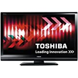 Toshiba Regza 32RV635DB 32-inch Widescreen 1080p LCD TV with Freeviewby Toshiba