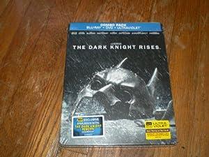 Dark Knight Rises Blu-raydvdultraviolet Combo Pack