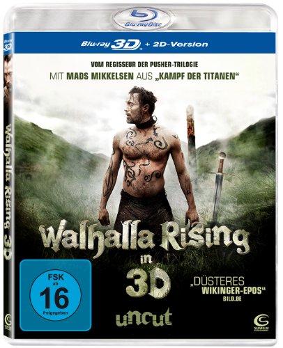 Walhalla Rising in 3D (Uncut) (+ 2D-Version) [Blu-ray 3D] [Edizione: Germania]