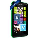 Nokia Lumia 630 (Bright Green, Dual SIM)
