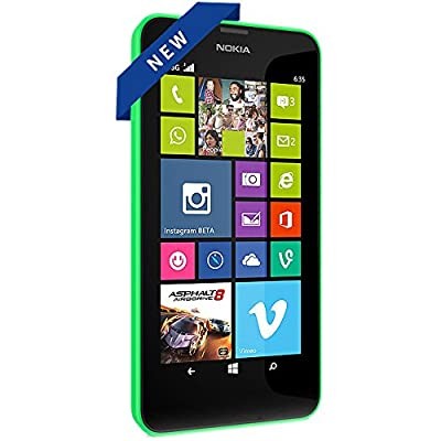 Nokia Lumia 630 (Single SIM, Green)