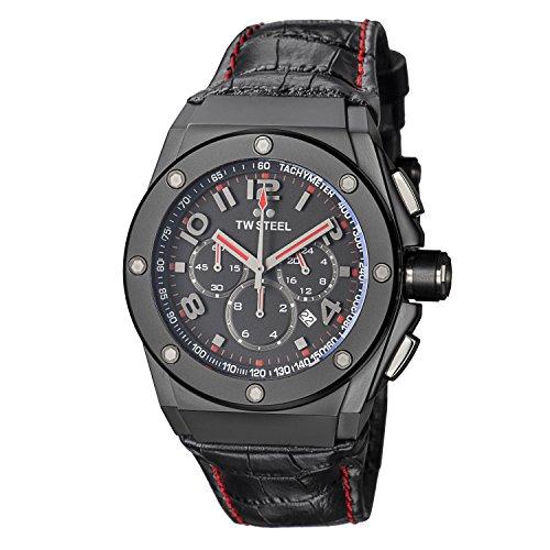 TW CE4008 Steel Grandeur Tech 44 - Reloj cronógrafo para hombre (44mm)