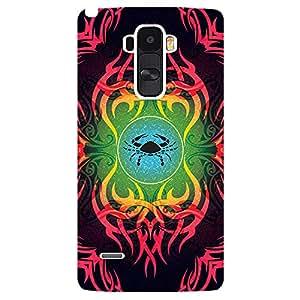 Kark -Mobile Back Case Cover For LG G4 STYLUS
