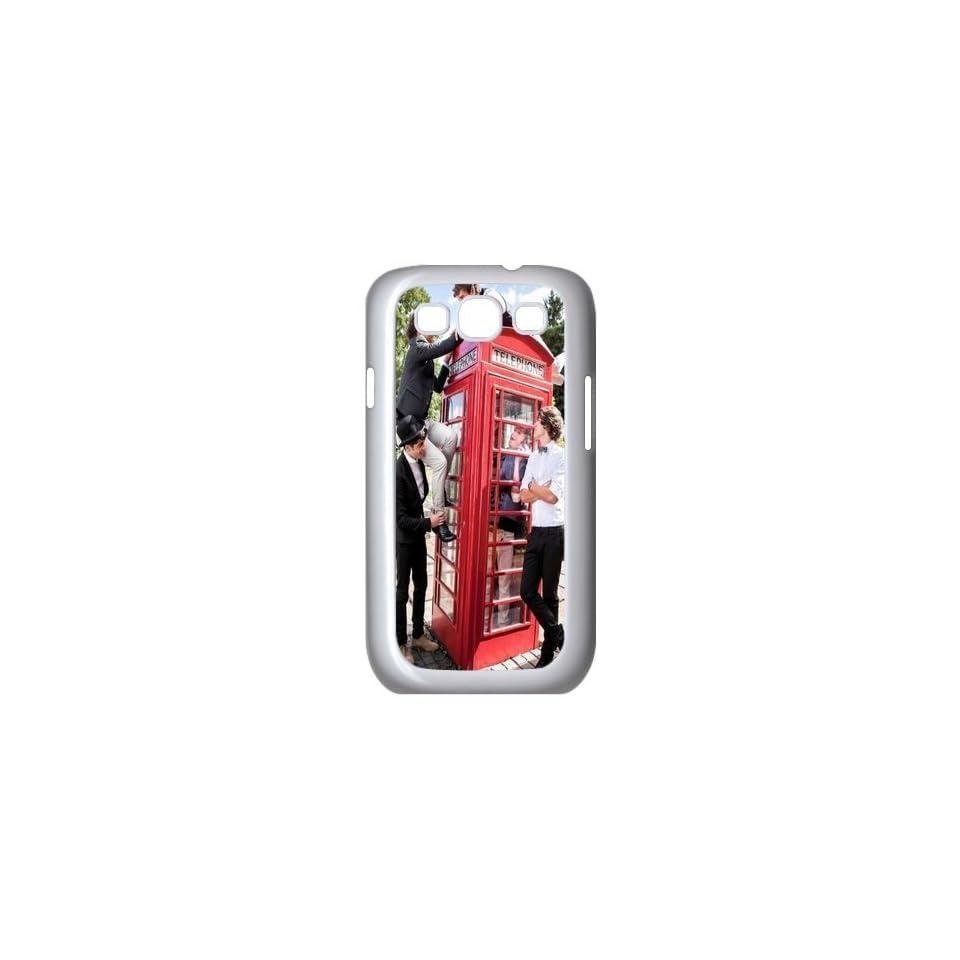 Designyourown Case One Direction Samsung Galaxy S3 Case Samsung Galaxy S3 I9300 Cover Case SKUS3 1521 Cell Phones & Accessories