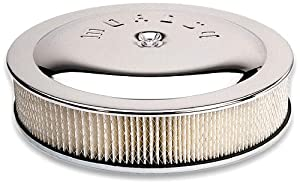 Moroso 65911 Chrome Air Filter