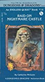 Raid on Nightmare Castle (An Endless Quest Book, Dungeons and Dragons Adventure Book )