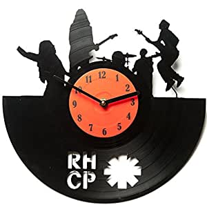 Red Hot Chili Peppers Clocks For Kitchen