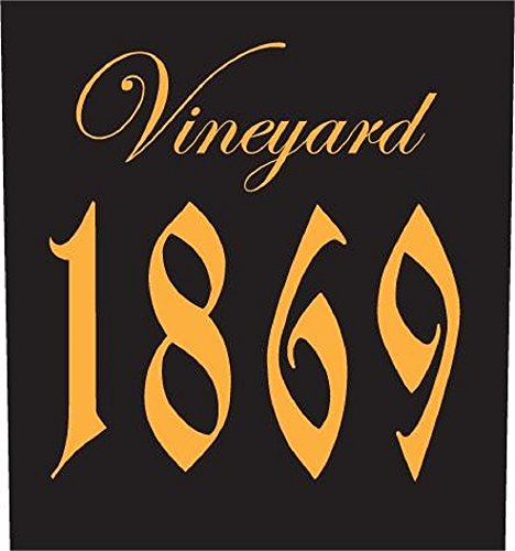 2011 Scott Harvey Vineyard 1869 Zinfandel