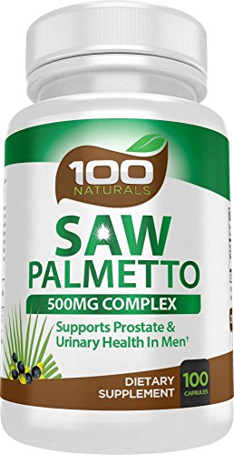 Saw palmetto berries or extract for hair loss