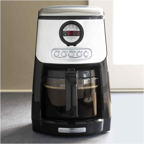 Kitchenaid Coffee Maker Operating Manual : KitchenAid 14-Cup Programmable Coffee Maker Reviews www.cafibo.com