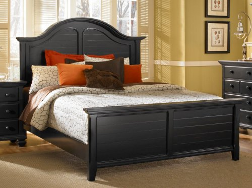 Best Price Broyhill Mirren Pointe Bedroom Twin Arched Panel Bed 4026 248 249 451 Black Friday