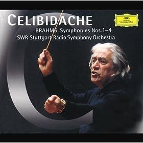 Brahms: Symphonies Nos.1-4 (4 CDs)