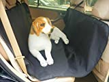 Fuzzywuzzy Waterproof Hammock Car Seat Cover for Dogs and other Pets