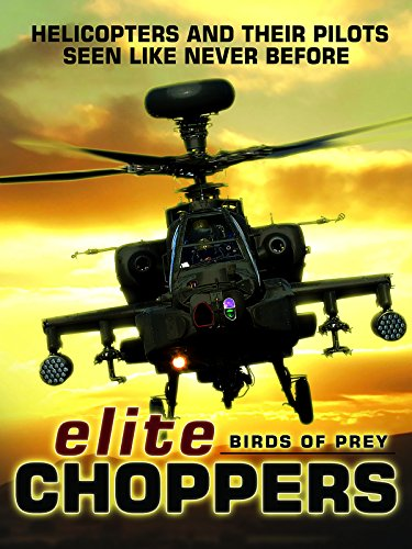 Elite Choppers Birds of Prey on Amazon Prime Video UK