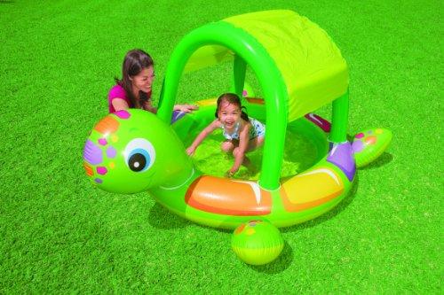 Intex 57410np piscina per bambini a forma di tartaruga - Amazon piscina bambini ...