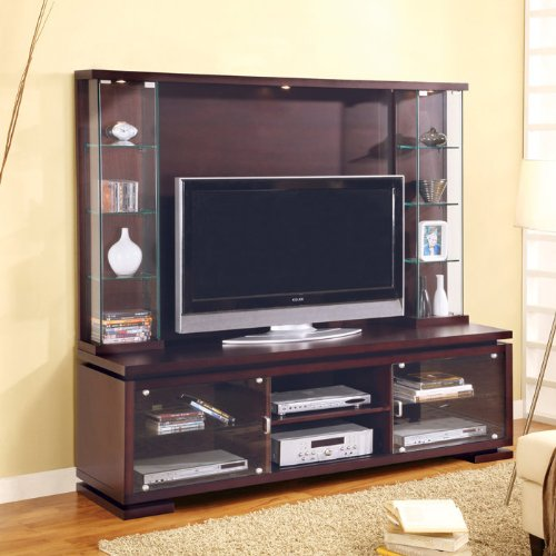 Cheap Coaster Furniture Home Entertainment TV Stand Armoire 700173H (700173H)