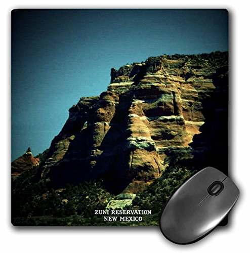 Sandy Mertens New Mexico - Zuni Reservation - MousePad (mp_48724_1)