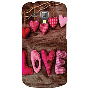 Samsung Galaxy S Duos 7562 Back Cover Designer Hard Case Printed Cover
