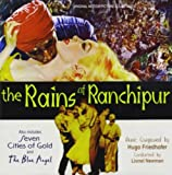 Hugo Friedhofer The Rains Of Ranchipur / Seven Cities Of Gold / The Blue Angel - Original Motion Picture Soundtrack