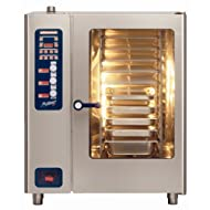 Eloma Multimax 10 Grid Natural Gas Combi Oven No Handshower MBG1011 Power: 20kW
