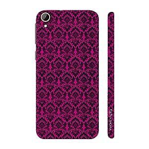 Enthopia Designer Hardshell Case Ethinic Pink Back Cover for HTC Desire 830
