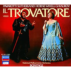 "Verdi: Il Trovatore / Act 3 - ""Or co' dadi"""
