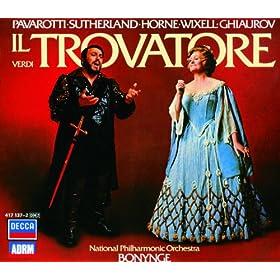"""Verdi: Il Trovatore / Act 2 - """"E deggio e posso crederlo?"""""""
