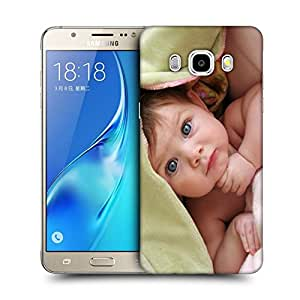 Snoogg Cute Baby Designer Protective Back Case Cover For SAMSUNG GALAXY J7 2016 J710X