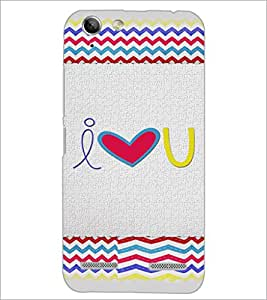PrintDhaba Quote D-4825 Back Case Cover for LENOVO VIBE K5 PLUS (Multi-Coloured)