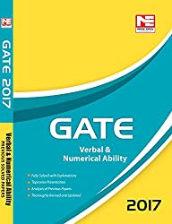 GATE-2017 : Verbal and Numerical Ability Solved PapersMade Eassy