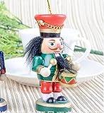 くるみ割り人形 10CM ドイツスタイル オシャレ 置物 太鼓