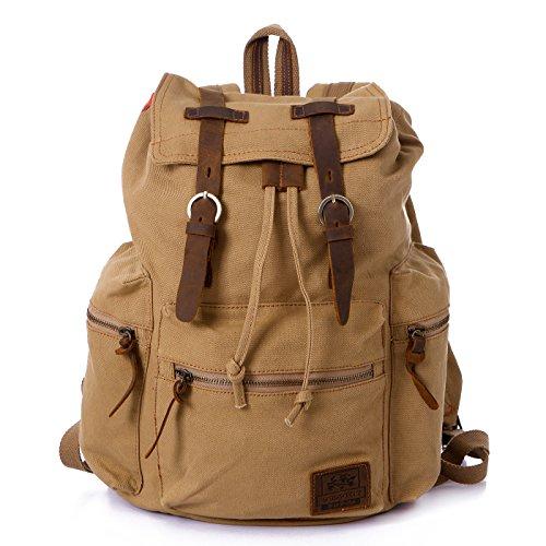 Backpack Top Load Flap School Book Bag