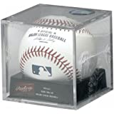 Rawlings Official MLB Baseballs In Display Cubes