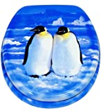 EISL EDEI01 MDF Arctic Ocean WC Seat
