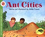 ANT CITIES (PAPERBACK) 1988C HARPERTROPHY (Let