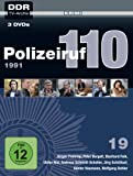 Polizeiruf 110 - Box 19: 1991 (DDR TV-Archiv) [3 DVDs]