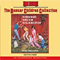The Boxcar Children Collection: The Boxcar Children (Book 1), Surprise Island (Book 2), The Yellow House Mystery (Book 3) (       UNABRIDGED) by Gertrude Chandler Warner Narrated by Phyllis Newman