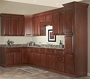 Quincy Cherry Collection Jsi 10x10 Kitchen Cabinets Kitchen Furniture Decorating