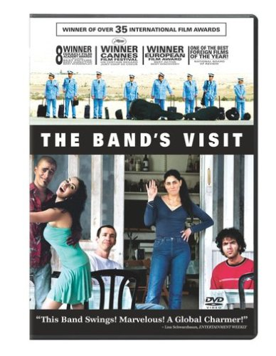 Cover art for  The Band's Visit