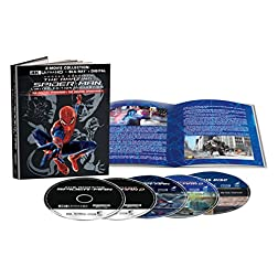 The Amazing Spider-Man Collection [4K Ultra HD + Blu-ray]