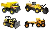 Tonka Earth Mover Construction Vehicle Playset