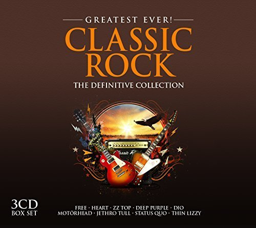 Various Artists - Greatest Ever! Classic Rock - Zortam Music