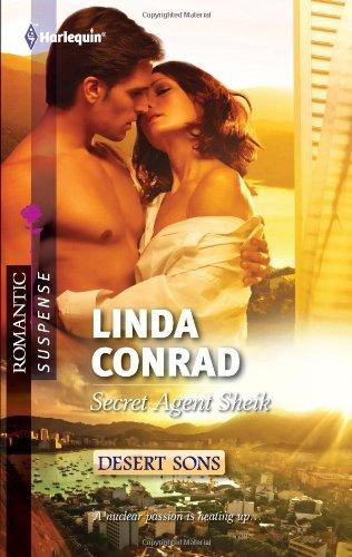 Image of Secret Agent Sheik (Silhouette Romantic Suspense)