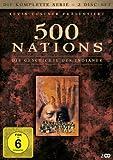 DVD Cover '500 Nations - Die Geschichte d. Indianer - Die komplette Serie [2 DVDs]